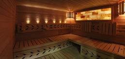 Dřevená sauna